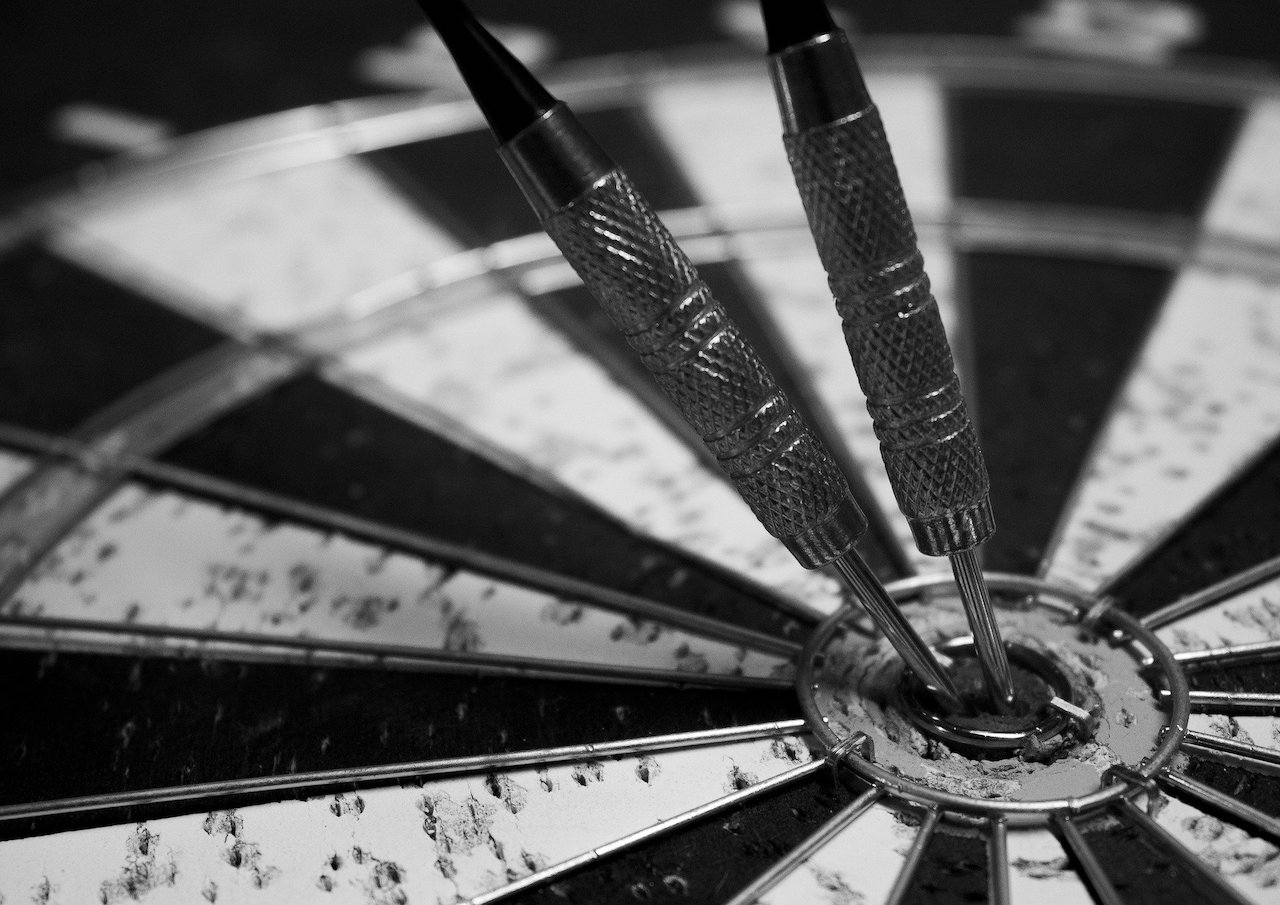 """Featured image for """"How To Throw Darts 